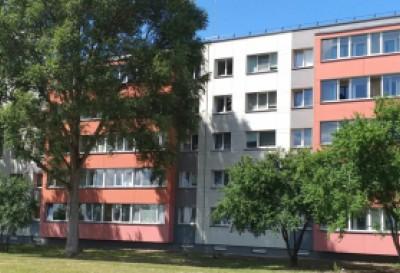Kosmonautų gatvėje trijų namų gyventojai sulaukė renovacijos ataskaitų