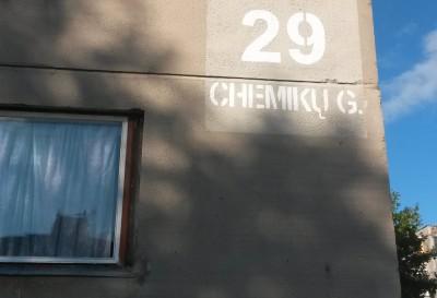 Chemikų g. 29, Jonava
