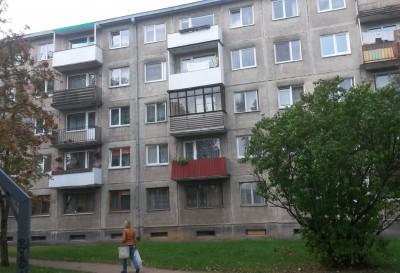 Parko g. 1, Jonava