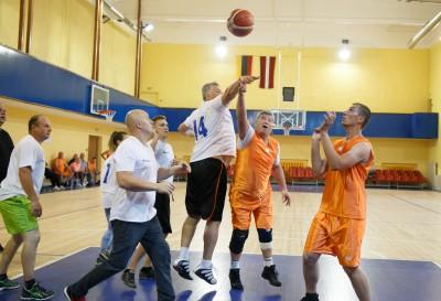 Buvo suorganizuotos Jonavos rajono savivaldybės įmonių sporto žaidynės