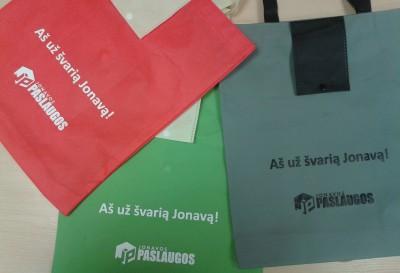 """Europos atliekų mažinimo savaitės renginys UAB """"Jonavos paslaugos"""""""