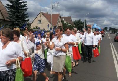 Bendrovės kolektyvas kartu su kitais jonaviečiais šventė Jonavos miesto šventėje
